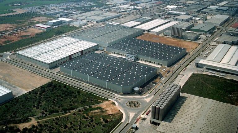 Clarion compra cinco activos logísticos por 90 millones a Prologis en España