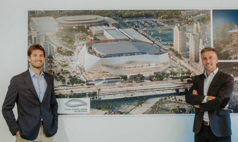 Juan Roig y los dueños del FIB se alían para gestionar el Casal España Arena de Valencia