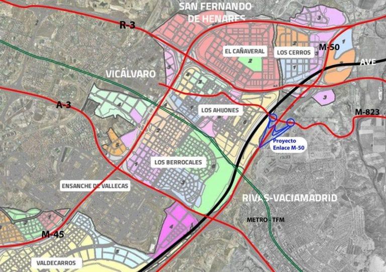 Habitat supera el millón de metros cuadrados de suelo en Madrid