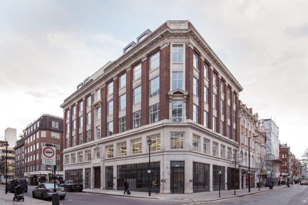 EDIFICIO YALDING HOUSE LONDRE FUENTE MCALEER RUSHE