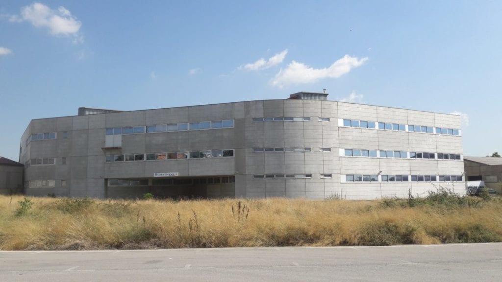 Edificio de Cevasa en Barcelona