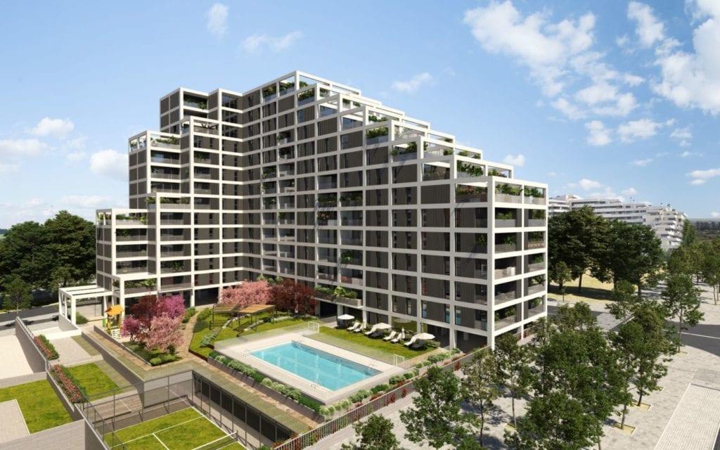 Edificio de viviendas La Escala de Valdebebas de nozar 1024x640 1
