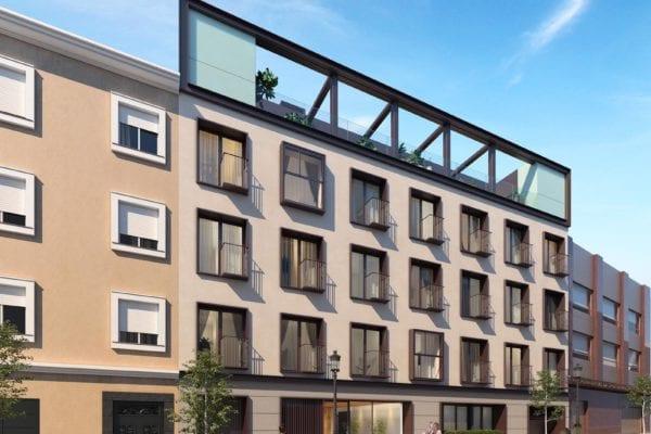 La Socimi de los Polanco compra un edificio en Madrid y un suelo en Barcelona por 5,4 millones