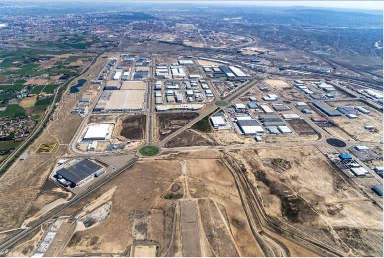 GE Renewable alquila 1.000 m2 en la plataforma logística PLAZA de Zaragoza