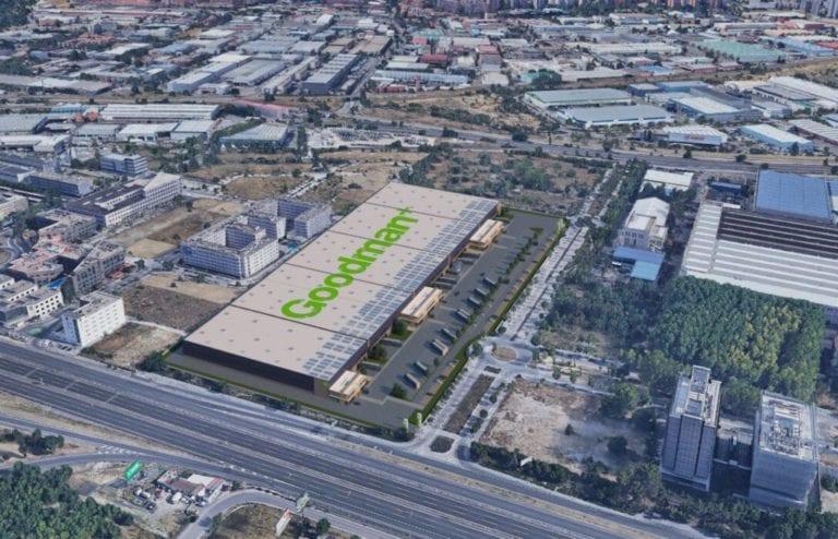 Madrid pone a la venta 45.000 m2 de suelo en el proyecto logístico estrella de la capital