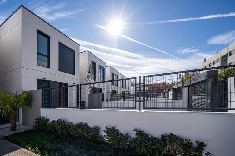 Homm lanza 50 unifamiliares de vivienda industrializada en Madrid