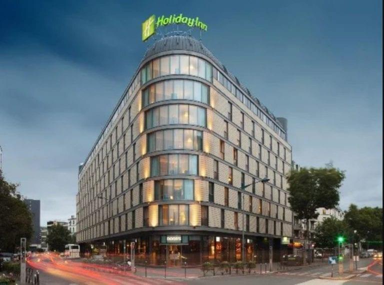 Extendam y Catella adquieren el Holiday Inn más grande de Francia