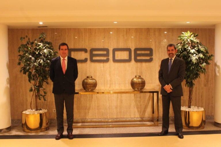 Habitat se une a la CEOE y participará en algunos órganos consultivos