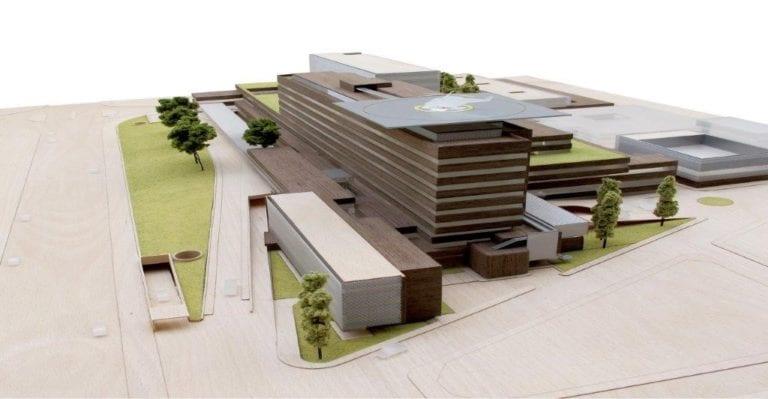 OHL remodelará el hospital de Albacete por más de 100 millones de euros