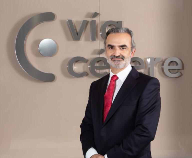 Miguel Ángel González Galván, nuevo director general de negocio de Vía Célere
