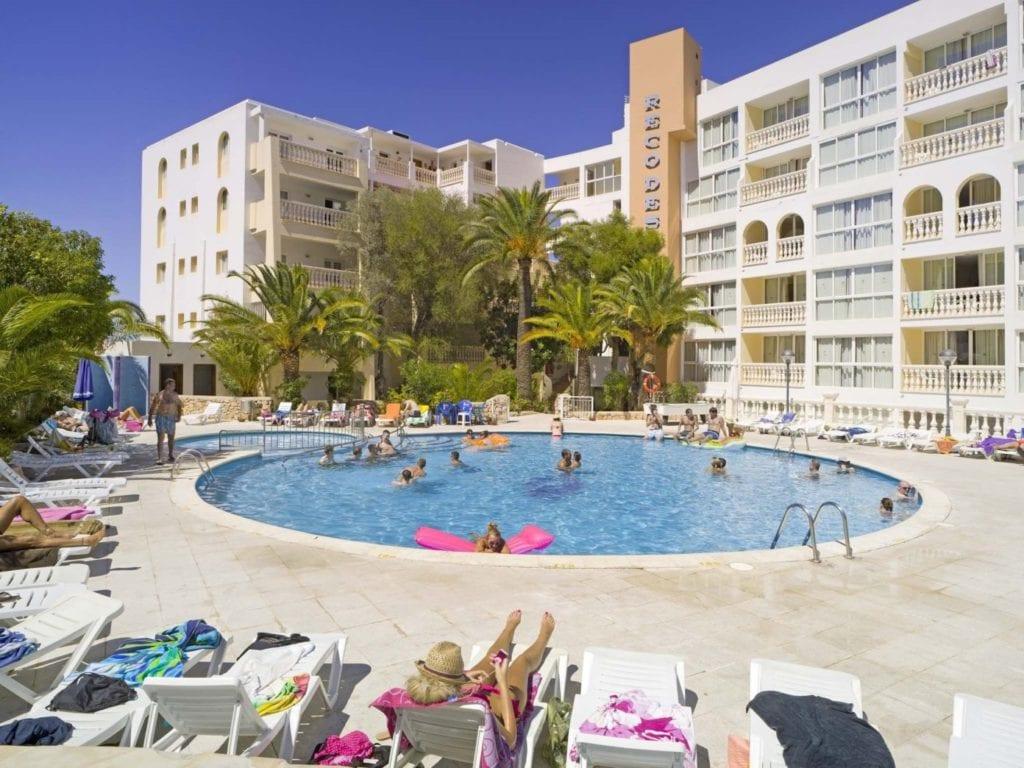 Reco des Sol propiedad de Aguas de Ibiza