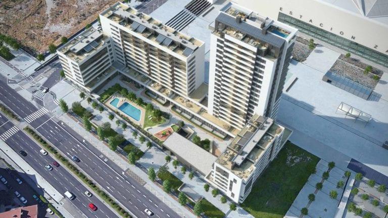 Aedas vende 655 viviendas para alquiler a la alianza de Lar y Primonial
