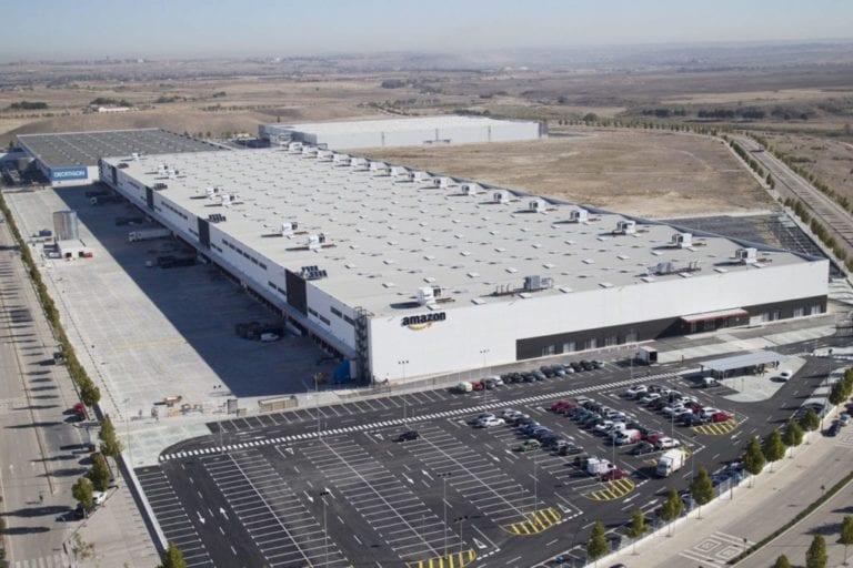 La contratación logística en Madrid se eleva un 74% en 2020