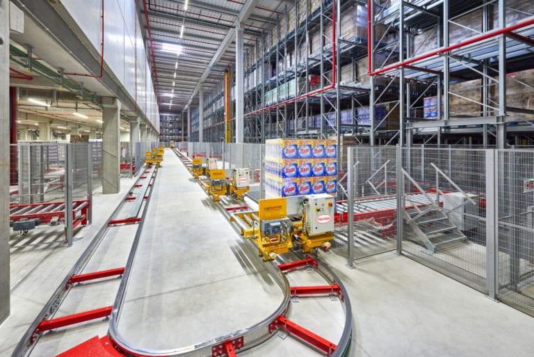 Henkel pone en marcha un nuevo centro logístico en Barcelona de 24.000 m2