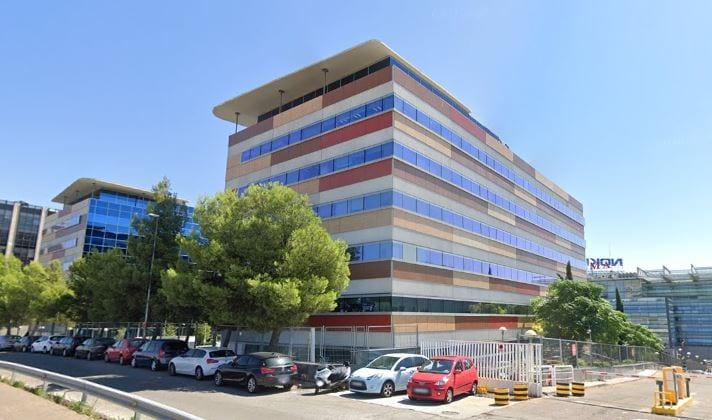 complejo oficinas las tablas II Madrid fuente google Maps
