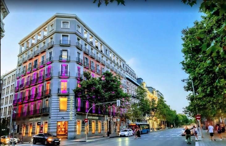 Deka vende a la Mutualidad de la Abogacía un edificio en Serrano