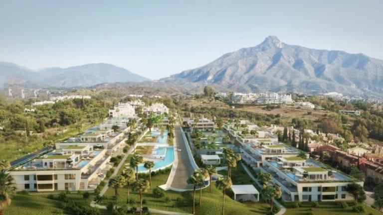 Sierra Blanca prevende el 70% de sus casas de lujo en Marbella por 65 millones en 3 meses