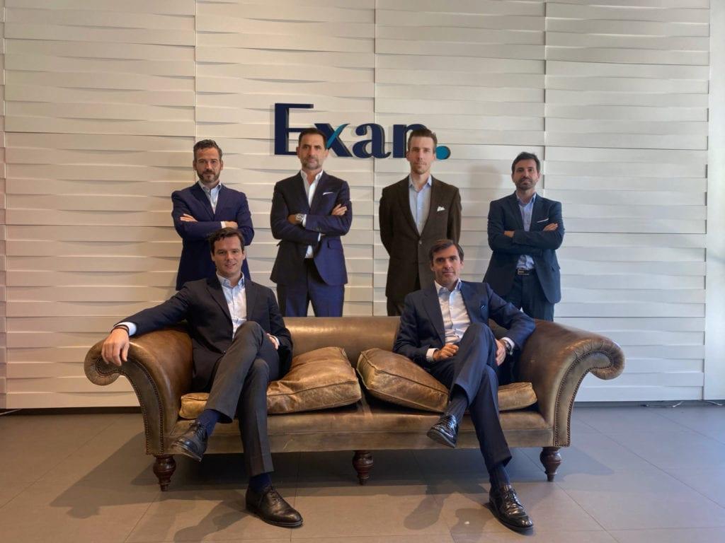 equipo exan fuente Exan