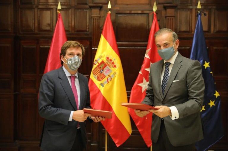 Inbest pacta con Madrid la remodelación del entorno del Edificio España