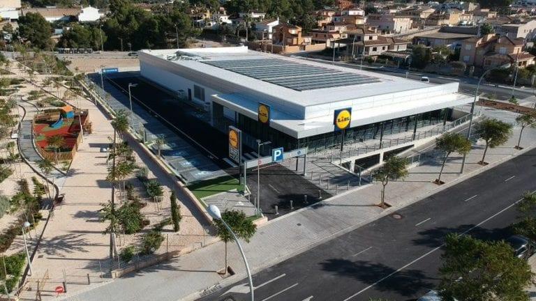 Lidl invierte 85 millones en el desarrollo de una nueva plataforma logística en Madrid