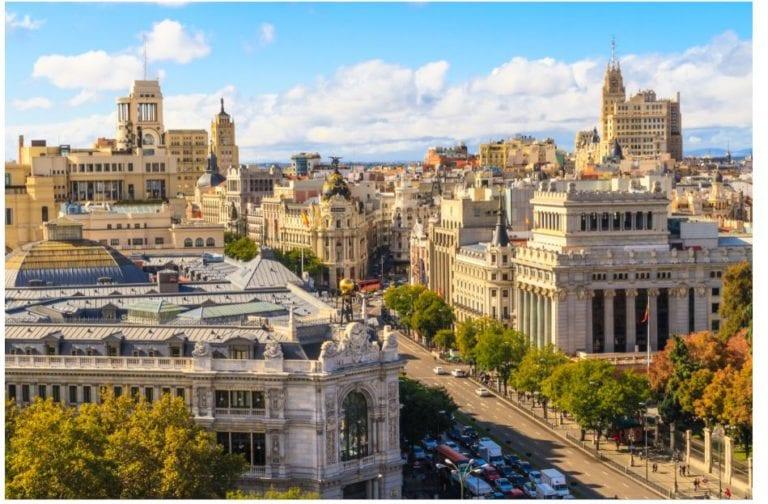 El precio de la vivienda 'prime' de Madrid cae un 3,5% en el tercer trimestre