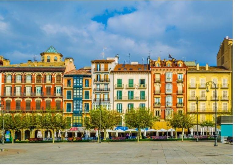 All Iron entra en Pamplona con la compra de un edificio por 3,7 millones