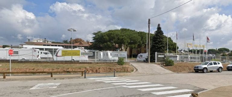 Vallcar adquiere un solar en Barcelona para levantar un parking para caravanas