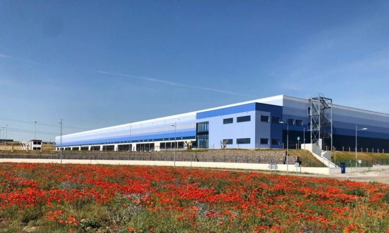 DHL alquila una nave logística de GLP de 37.500 m2 en Illescas