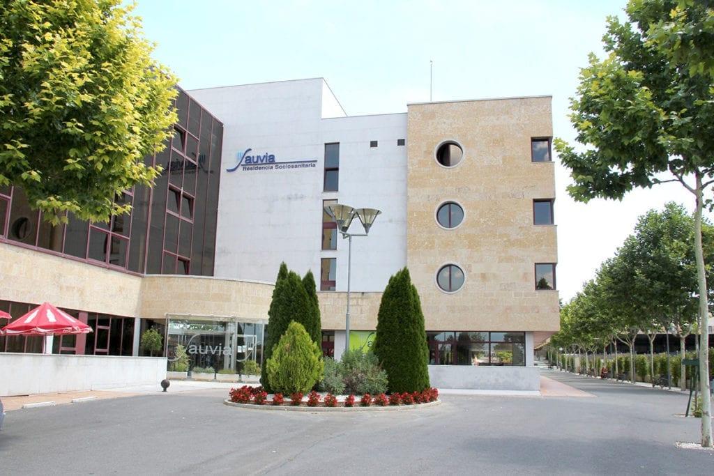 residencia de ancianos de Colisee en Salamanca 1024x683 1