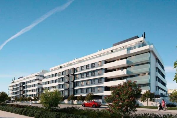 Grupo San José construirá el Residencial Avenida de los Andes en Madrid
