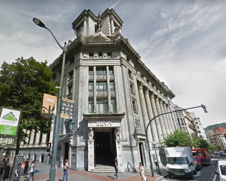 Mutualidad de la Abogacía pide a BNP Paribas vender la sede de BBVA por 150 millones