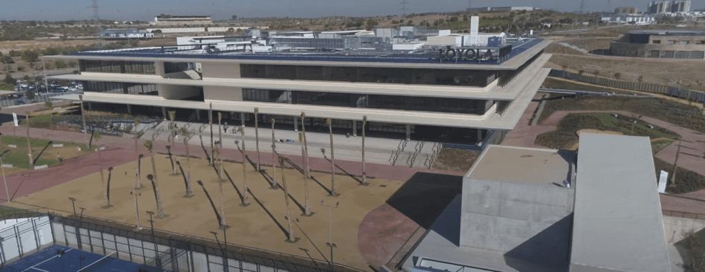 Imagen del Campus de Sevilla de la Universidad Loyola