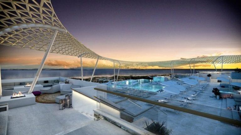 El hotel W Marbella espera licitar obras en Semana Santa