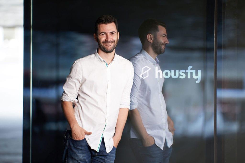 Kasaz ofrecerá hipotecas en la inmobiliaria digital Housfy
