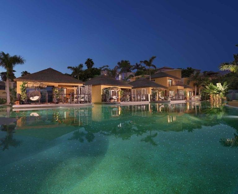 El sur de Tenerife incrementa su oferta hotelera de lujo con la apertura de un complejo neutro en emisiones