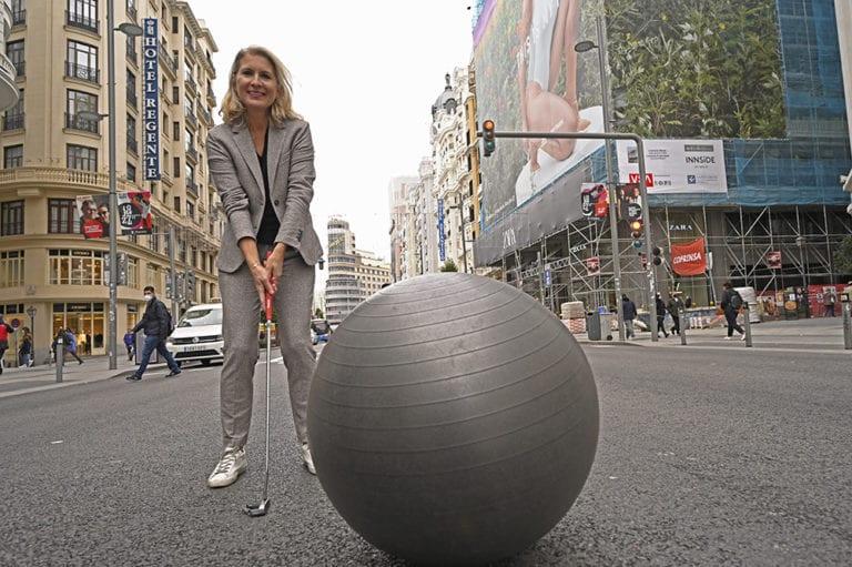 La AECG y Arum Group se alían para impulsar el negocio del golf