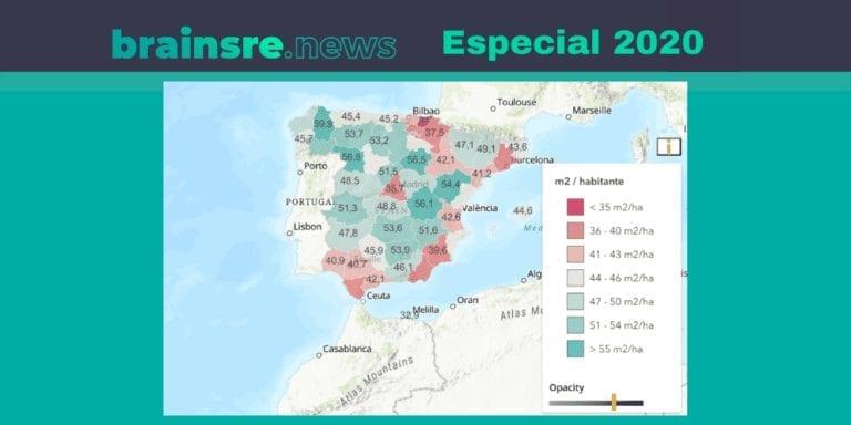 Especial B-exclusives: ¿En cuántos metros cuadrados pasaron los españoles la cuarentena?