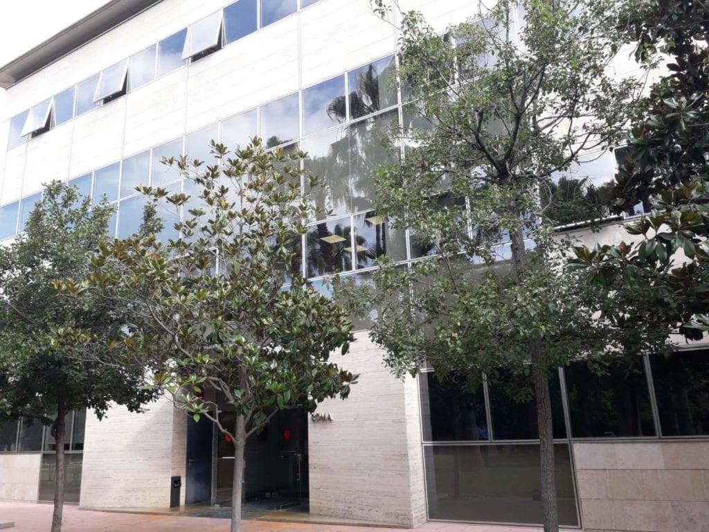 Edificio Roma oficinas Cornella fuente MGVM