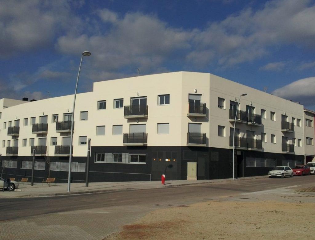 Edificio de viviendas en alquiler de Euroconstruc en barcelona