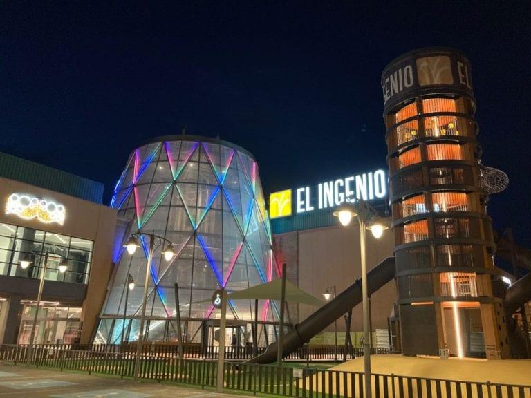 La familia Larios reformará su centro comercial en Málaga