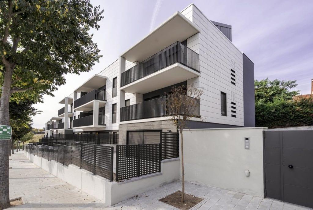La promocion Orpi de AEDAS Homes en El Masnou Barcelona. Easy Resize.com
