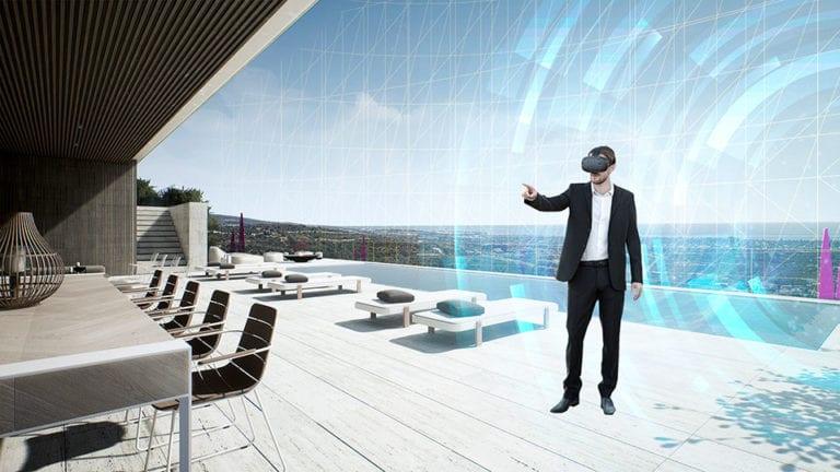 ARK Architects presenta la primera plataforma de realidad virtual que permite pasear y sentir una vivienda antes de su construcción