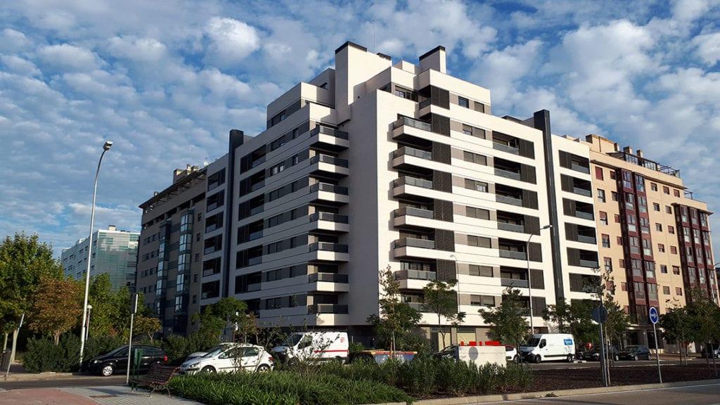 Promocion de vivienda de Libra GP en Madrid