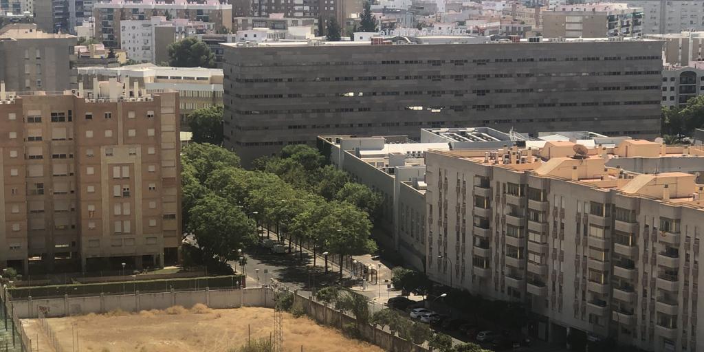 Solar para la residencia en Sevilla