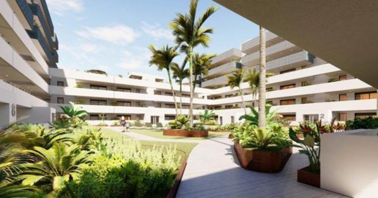 Metrovacesa vende un suelo en Sevilla a la Fundación Vimpyca para 276 viviendas protegidas