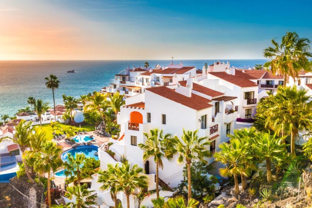 hoteles islas canarias tenerife turismo fuente shutterstock