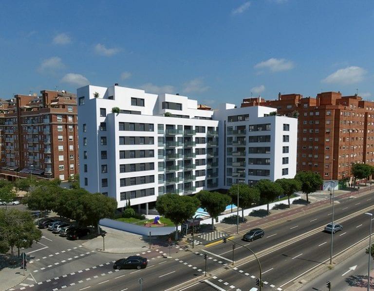 La compraventa de vivienda cae un 16,6% interanual en el tercer trimestre, según Registradores