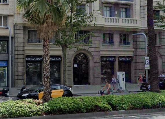 El 'family office' de Grifols compra un local en la Diagonal y se lo alquila a Ikea