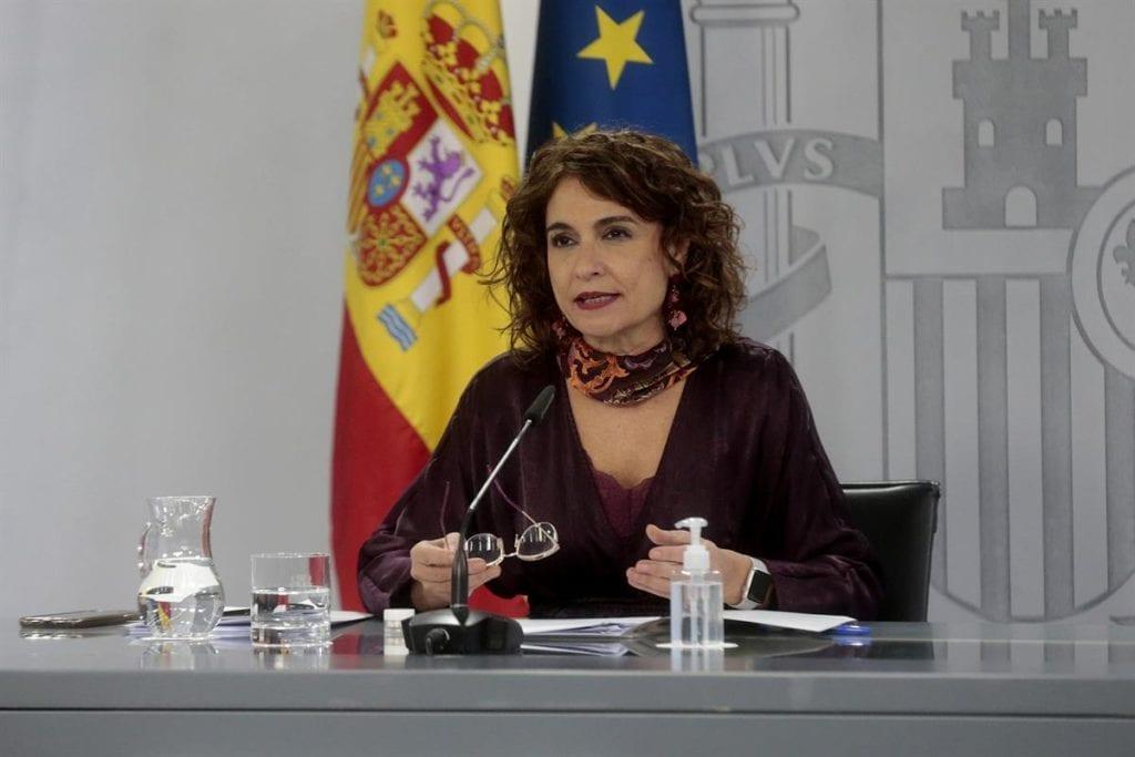 ministra hacienda portavoz gobierno Maria jesus montero Autor Pool Moncloa JM Cuadrado 1024x683 1