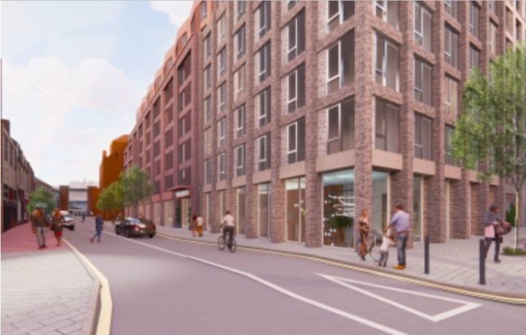 Hammerson transformará un edificio comercial en Reino Unido en 300 pisos de alquiler